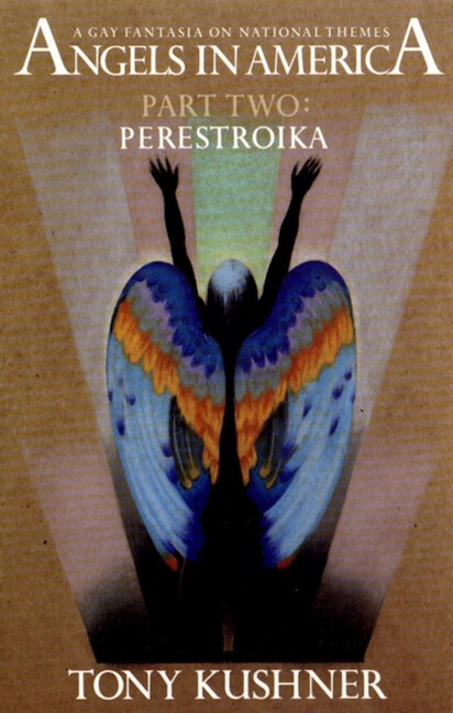 Angels in America, Part Two: Perestroika als Taschenbuch