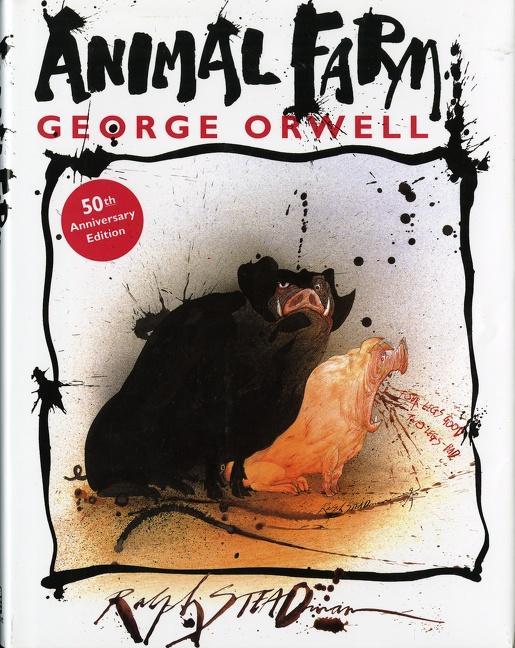 Animal Farm: A Fairy Story als Buch