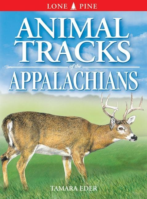 Animal Tracks of the Appalachians als Taschenbuch