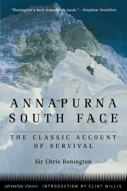 Annapurna South Face (Tr) als Taschenbuch
