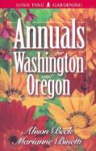 Annuals for Washington and Oregon als Taschenbuch