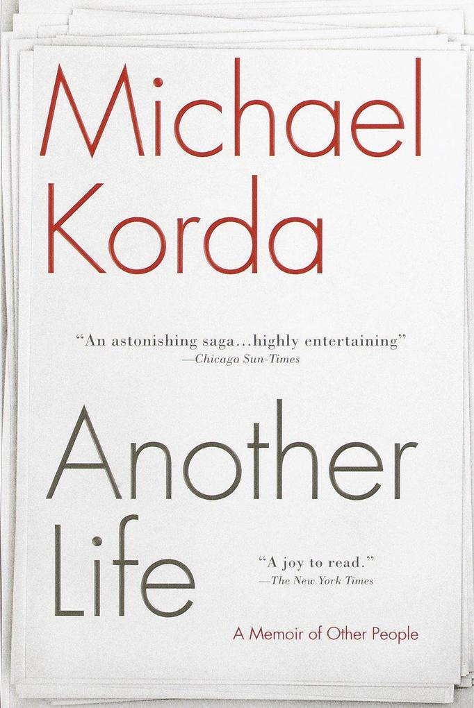 Another Life: A Memoir of Other People als Taschenbuch