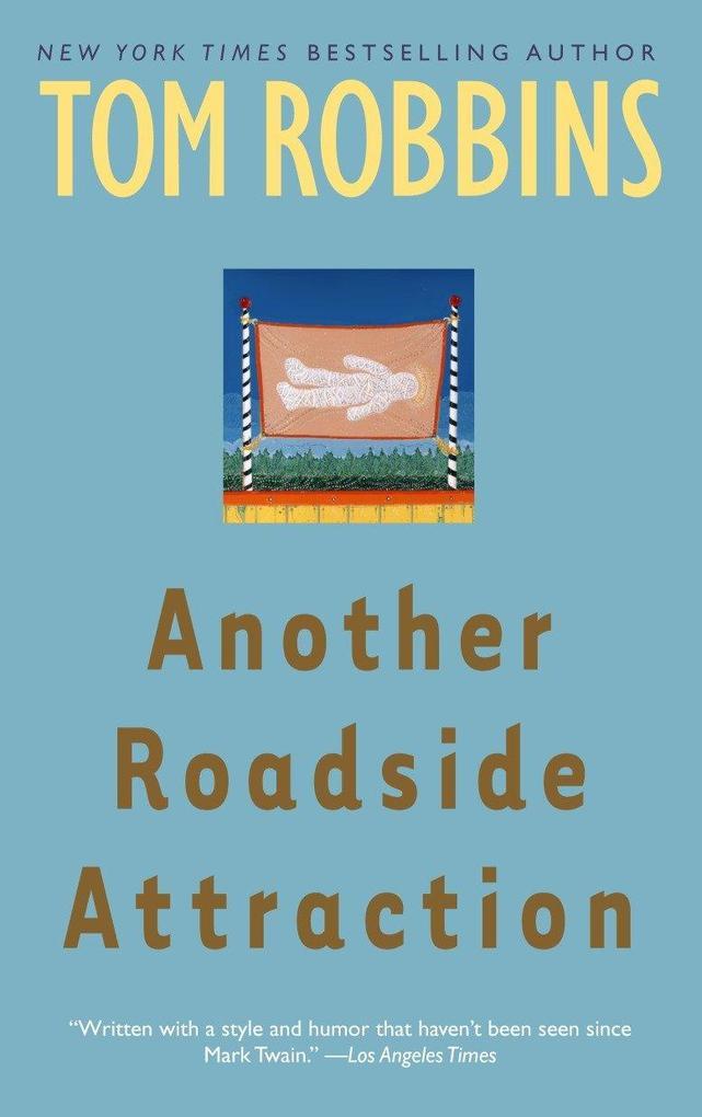 Another Roadside Attraction als Taschenbuch