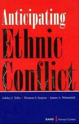 Anticipating Ethnic Conflict als Taschenbuch