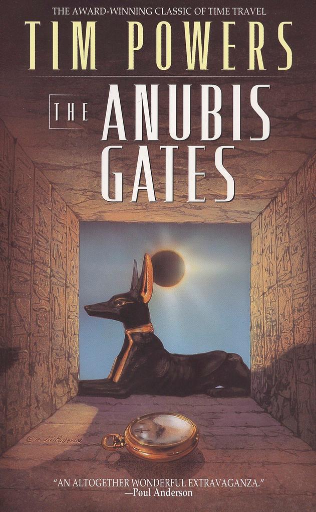 The Anubis Gates als Taschenbuch