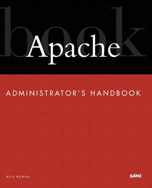 APACHE ADMINISTRATORS HANDBK als Taschenbuch
