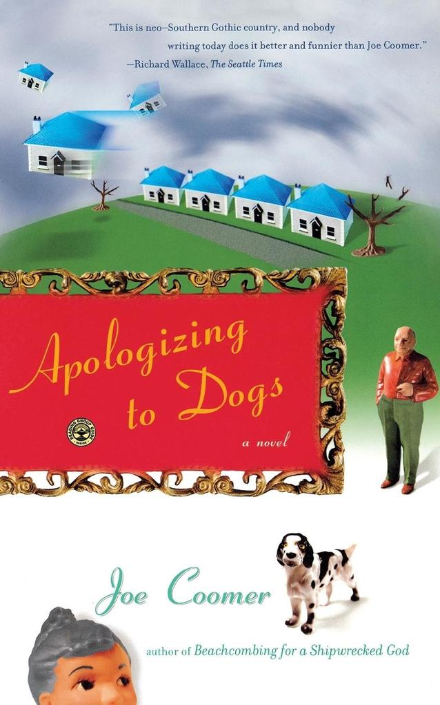 Apologizing to Dogs als Buch
