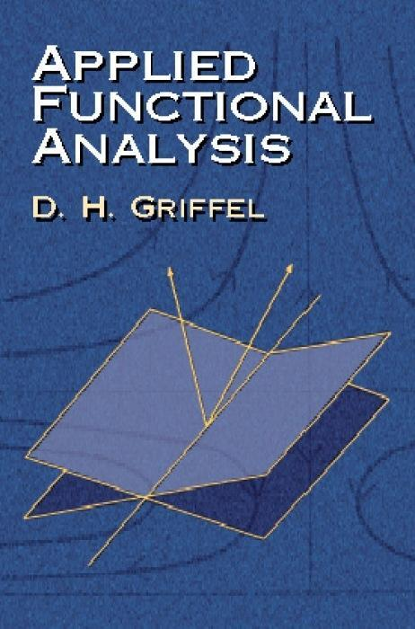 Applied Functional Analysis als Taschenbuch