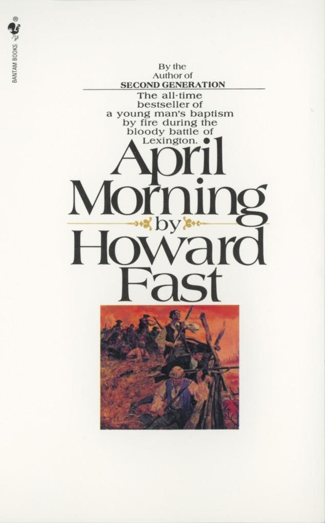 April Morning als Taschenbuch