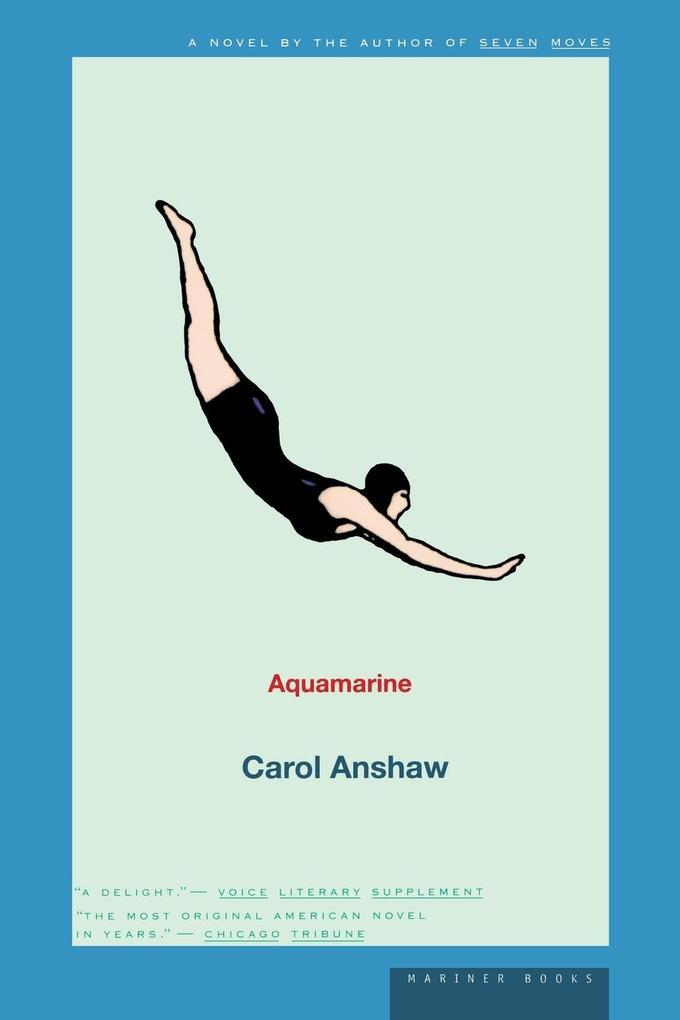 Aquamarine als Taschenbuch