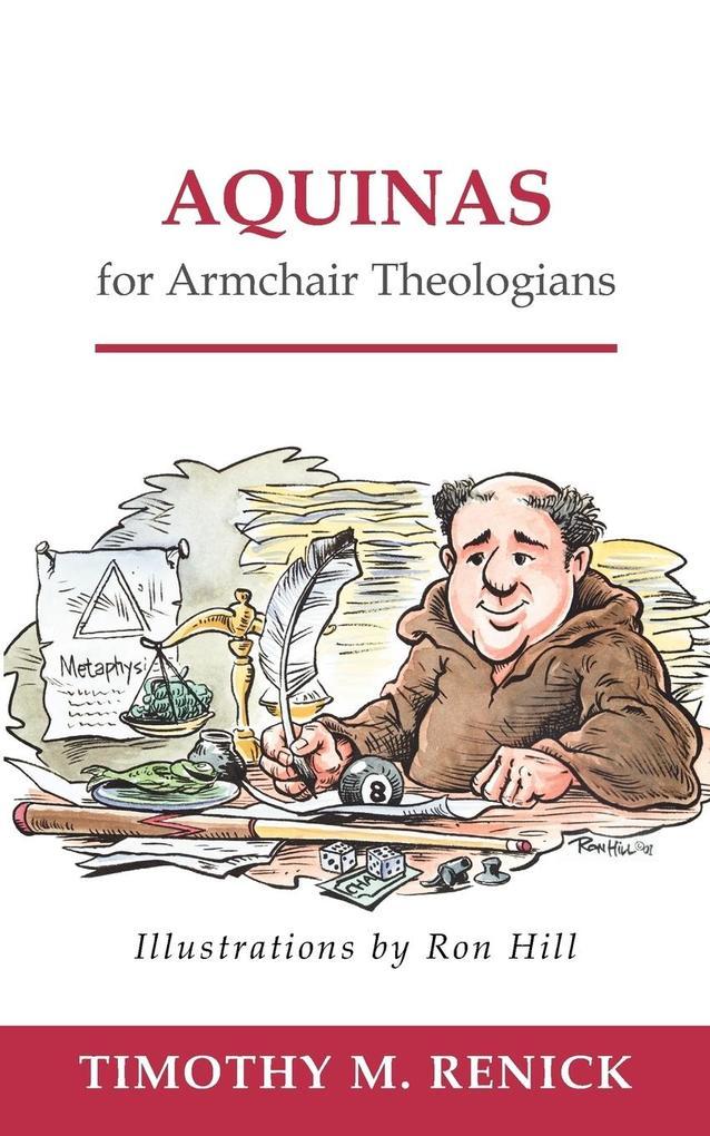 Aquinas for Armchair Theologians als Taschenbuch