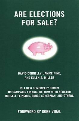 Are Elections for Sale? als Taschenbuch