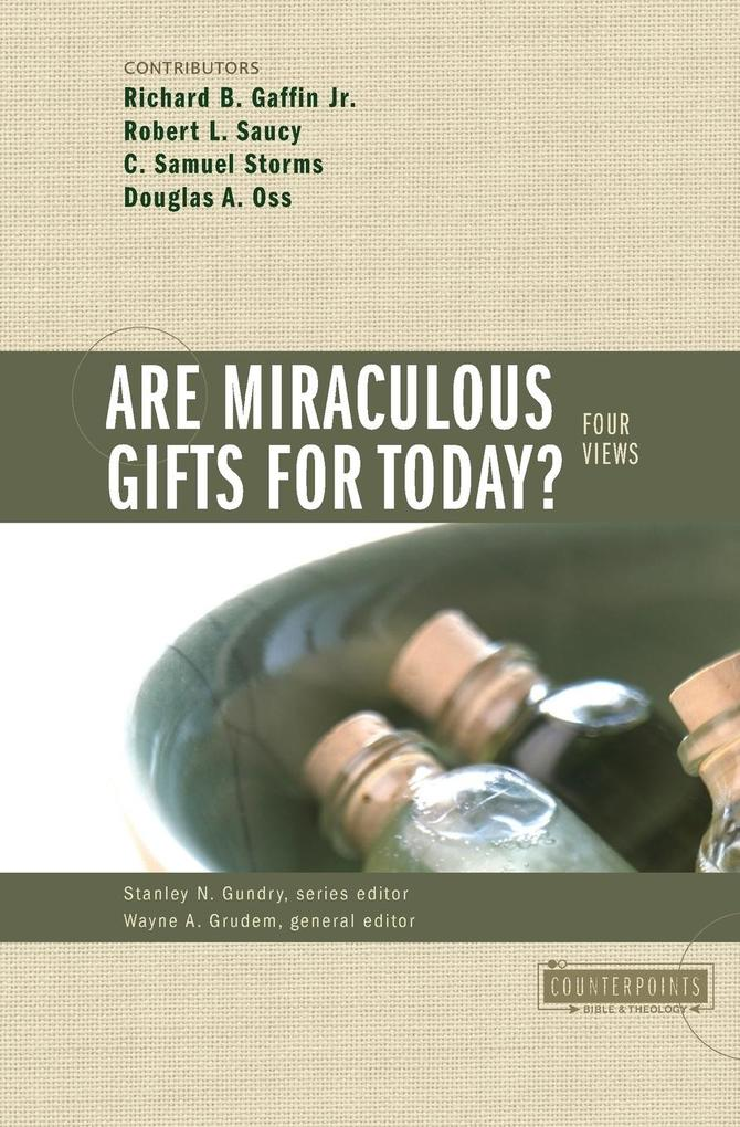 Are Miraculous Gifts for Today?: 4 Views als Taschenbuch