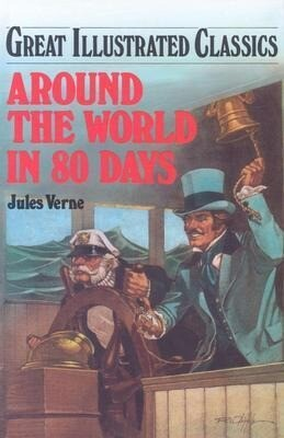 Around the World in 80 Days als Buch