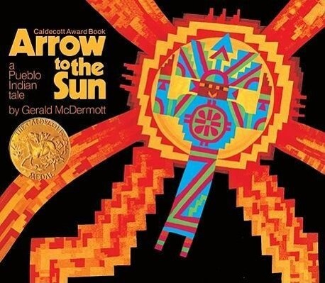 Arrow to the Sun: A Pueblo Indian Tale als Taschenbuch