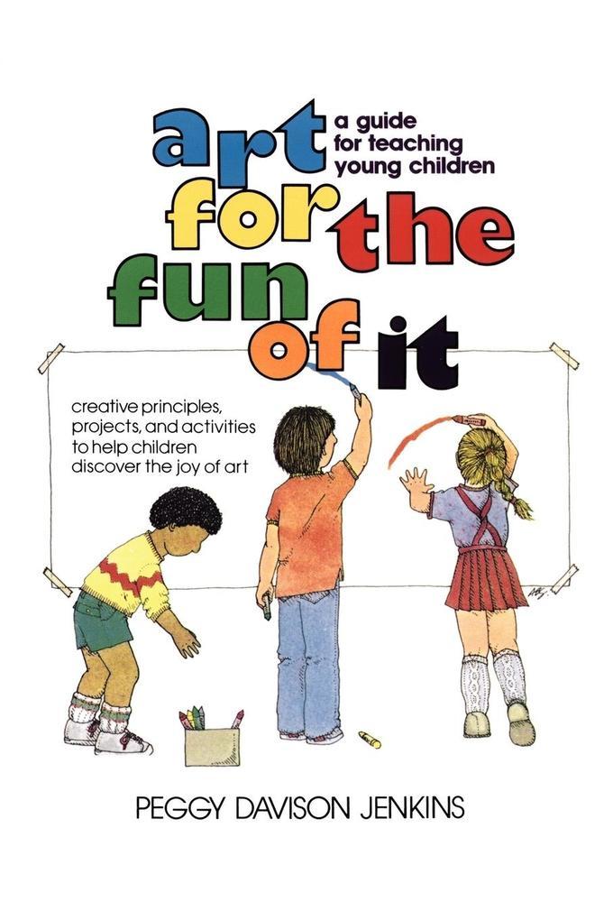 Art for the Fun of It als Taschenbuch