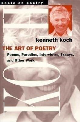 The Art of Poetry als Taschenbuch