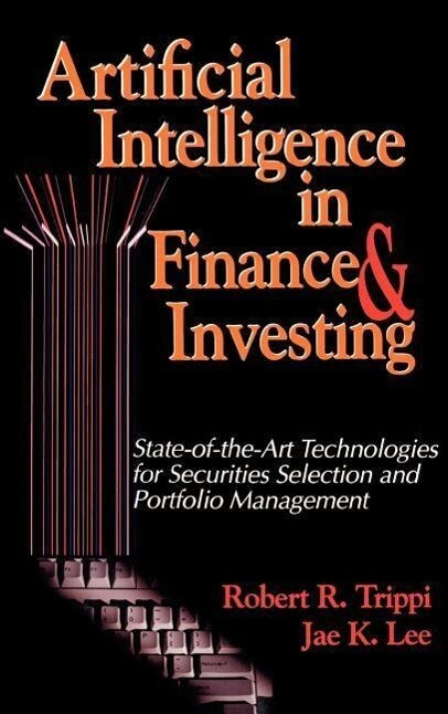 Artificial Intelligence in Finance & Security als Buch