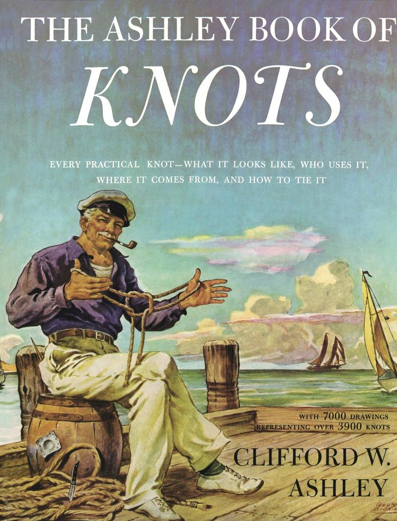 Ashley Book of Knots als Buch