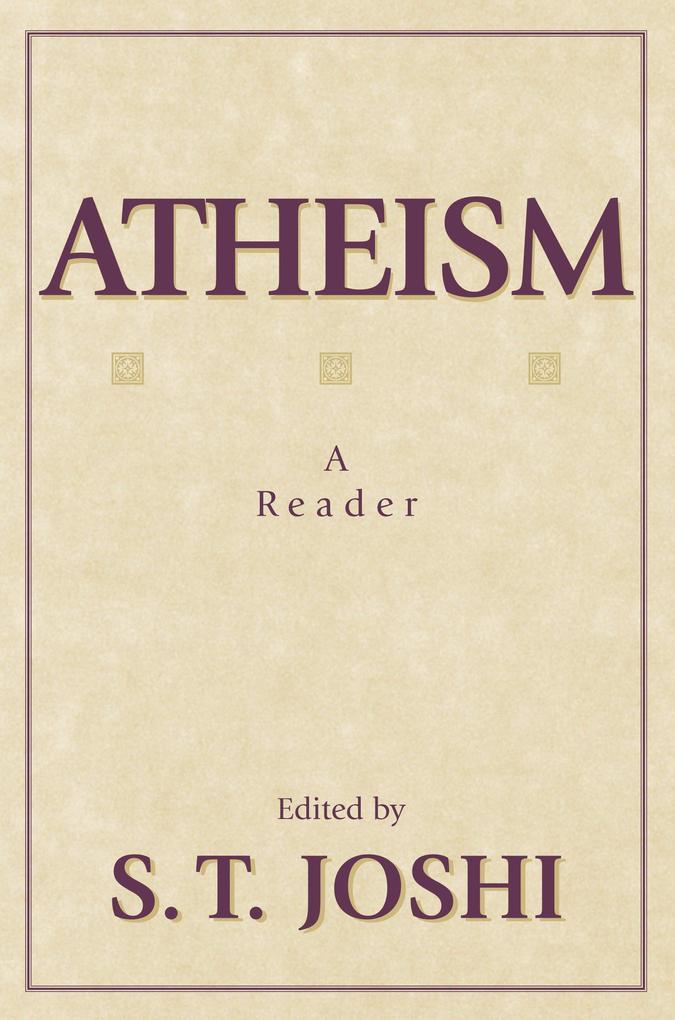 Atheism: A Reader als Taschenbuch