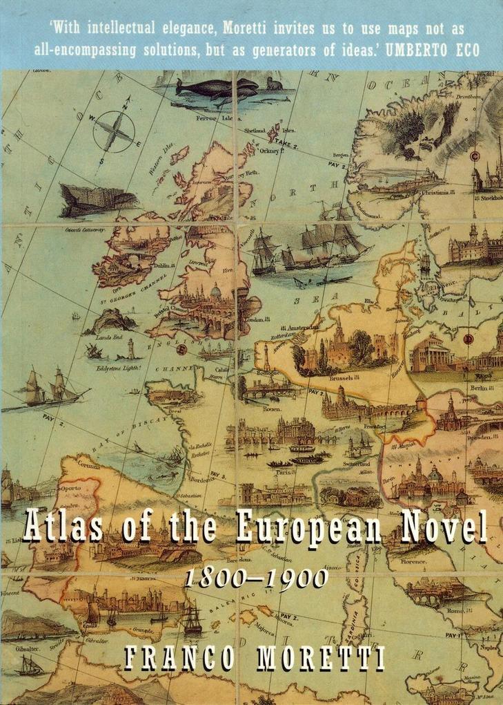 Atlas of the European Novel: 1800-1900 als Buch