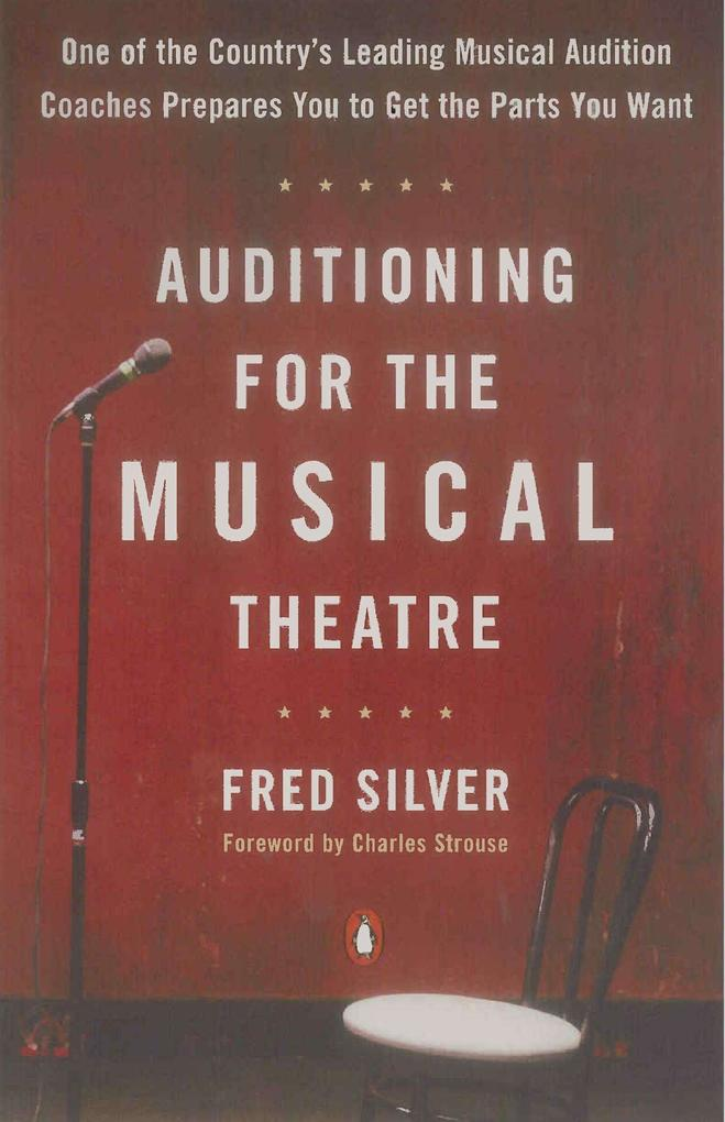 Auditioning for the Musical Theatre als Taschenbuch