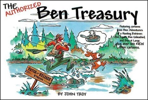 The Authorized Ben Treasury als Buch