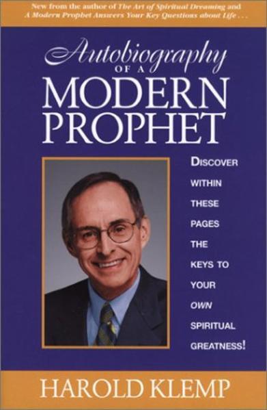 Autobiography of a Modern Prophet als Taschenbuch