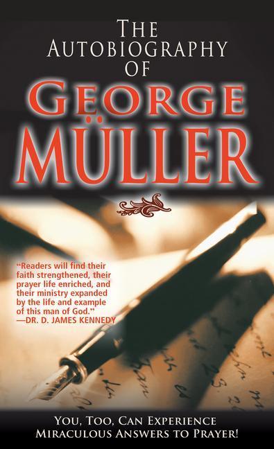 Autobiography of George Muller als Taschenbuch
