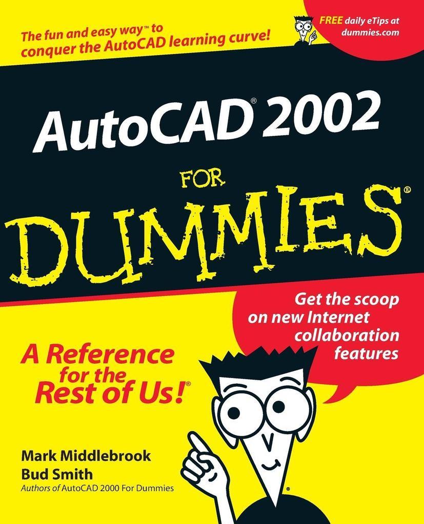 AutoCAD 2002 for Dummies als Buch