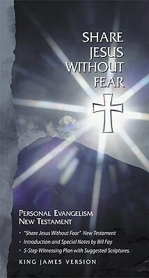 Share Jesus Without Fear New Testament-KJV als Buch