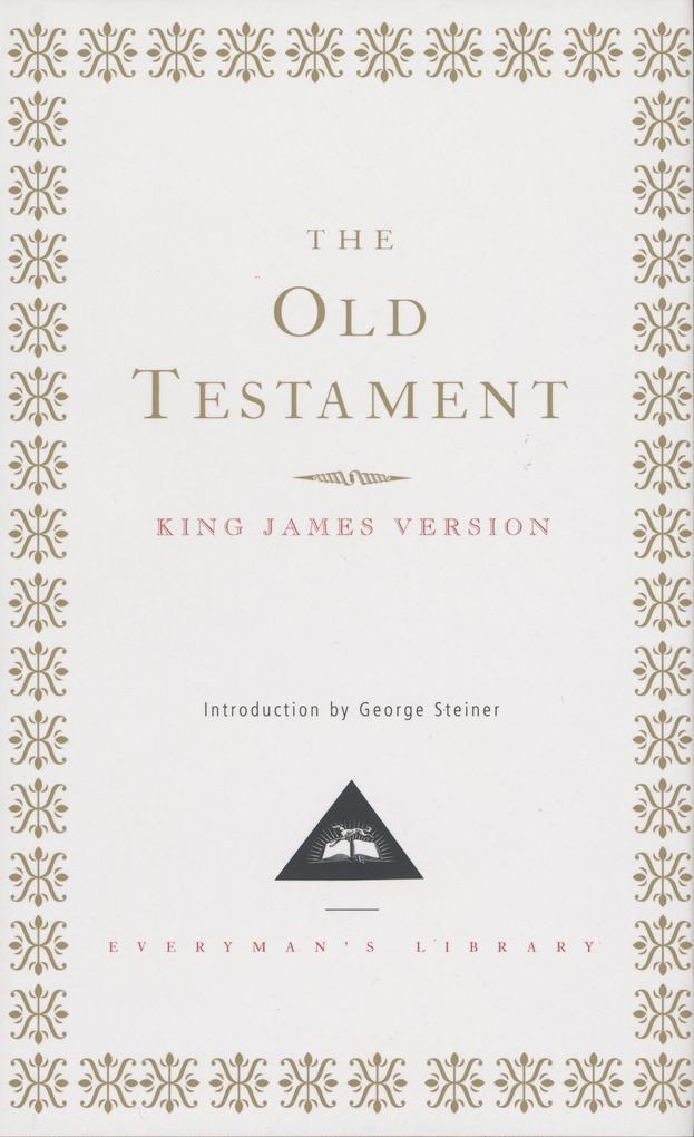 Old Testament-KJV als Buch