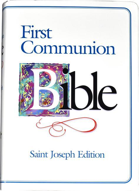 Saint Joseph First Communion Bible-NABRE als Buch
