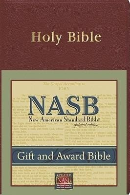 Gift and Award Bible-NASB als Buch