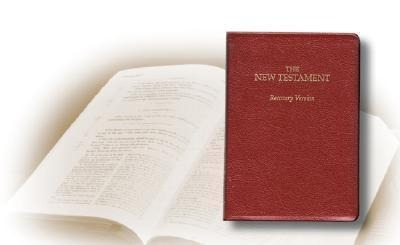 Recovery New Testament-OE als Buch