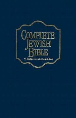 Complete Jewish Bible-OE als Buch