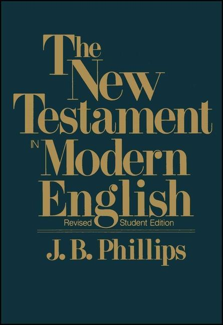 New Testament in Modern English-OE-Student als Taschenbuch