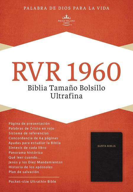 Pocket Size Bible-RV 1960 als Buch