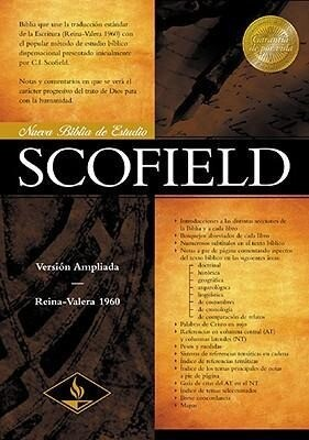 New Scofield Study Bible-RV 1960 als Buch