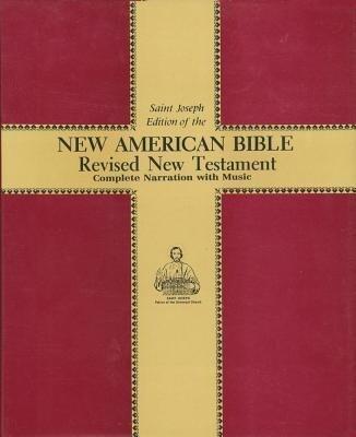 Saint Joseph Bible New Testament-NB-Catholic als Hörbuch