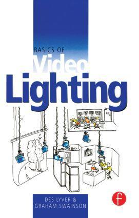 Basics of Video Lighting als Buch