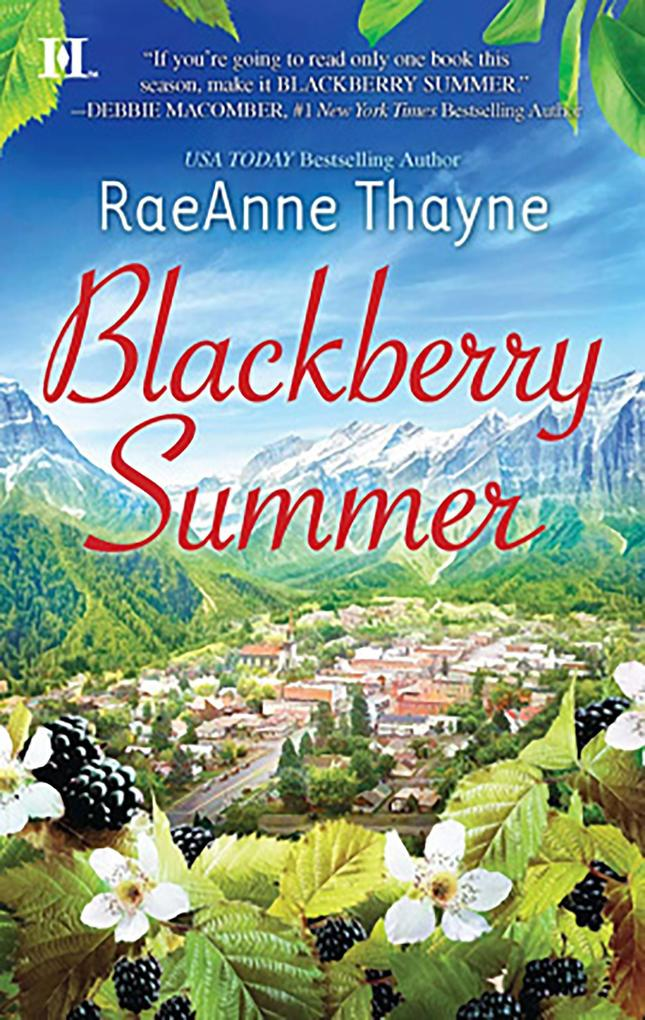 Blackberry Summer als eBook