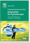 Prüfungstraining interaktiv Heilpraktiker für Psychotherapie DVD