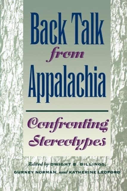Back Talk from Appalachia als Taschenbuch
