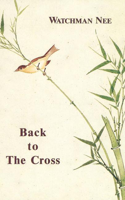 BACK TO THE CROSS als Taschenbuch