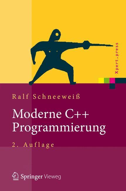 Moderne C++ Programmierung als Buch