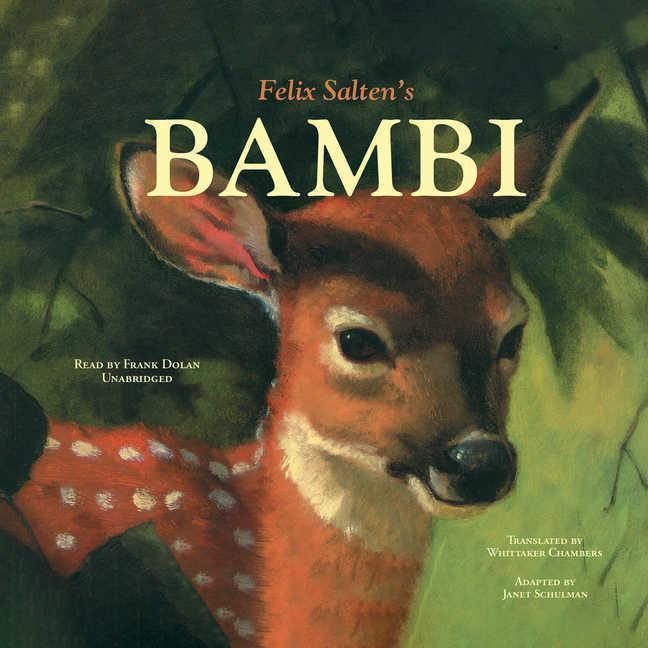 Bambi als Hörbuch