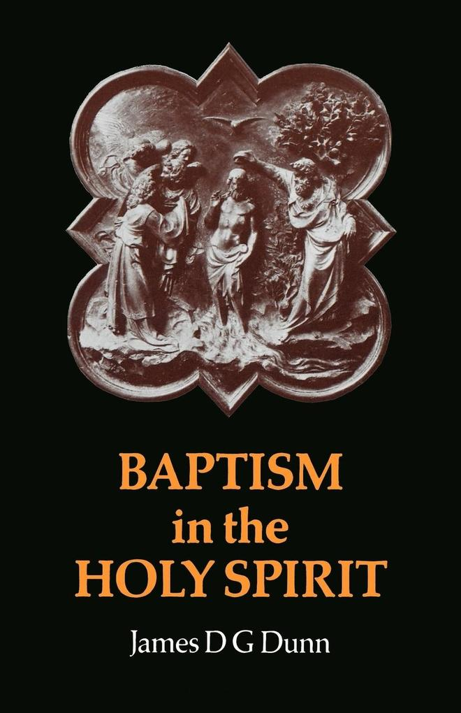 Baptism in the Holy Spirit als Buch