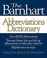 The Barnhart Abbreviations Dictionary als Taschenbuch