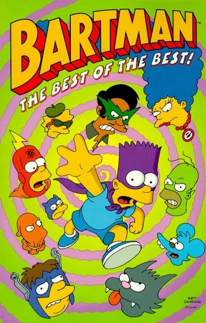 Bartman: The Best of the Best! als Taschenbuch